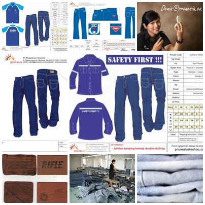 konveksi jeans seragam