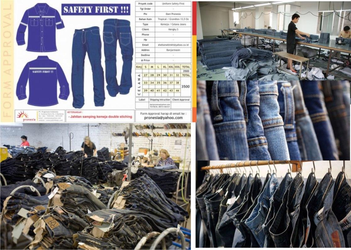 konveksi celana jeans